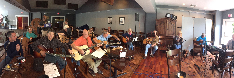 Danbury Area Acoustic Music Jam