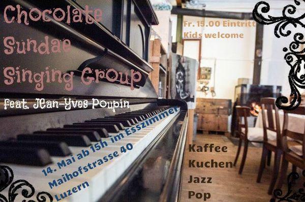 Schön Chocolate Sundae Concert With Jean Yves Poupin @ Esszimmer, Luzern,  Esszimmer