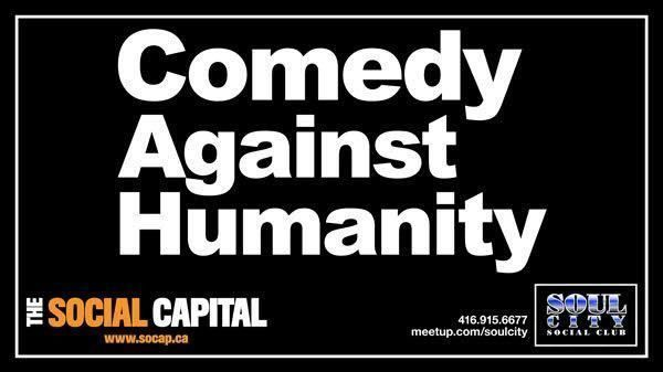 **Spectacular Comedy, Improv, Bands, Parties & Dating Game**