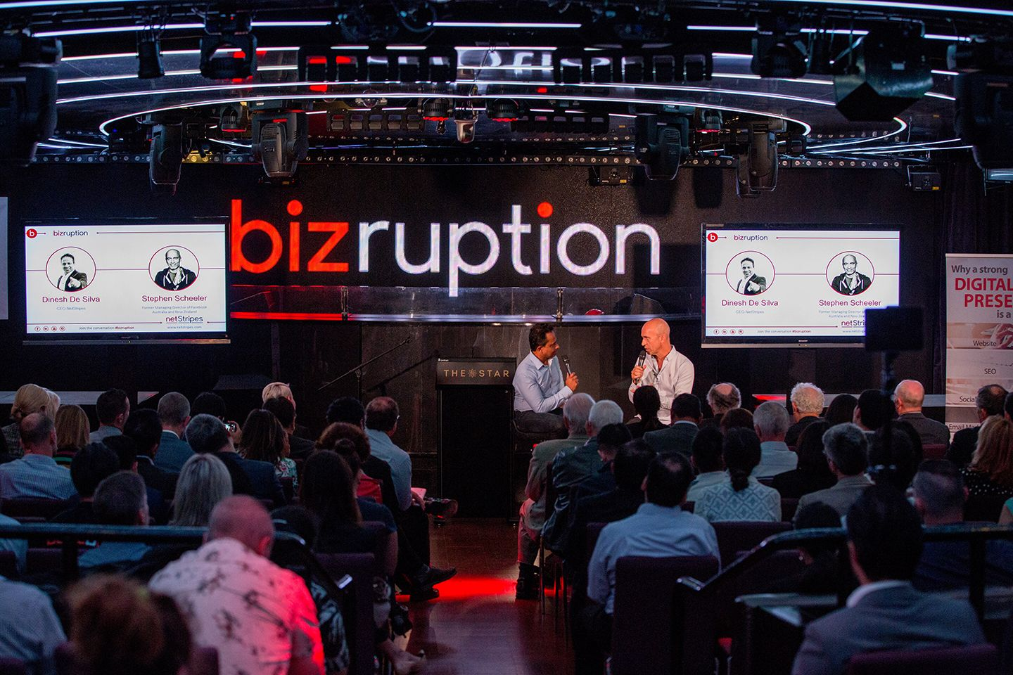 BIZRUPTION  - Small Business Owners Disrupting Industry