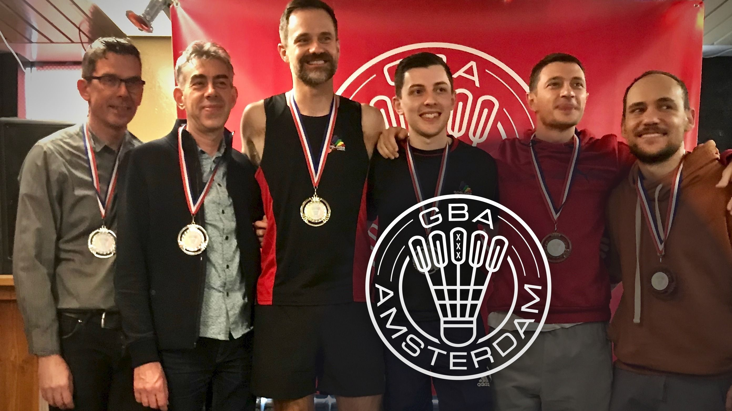 Gay Badminton Amsterdam (GBA)