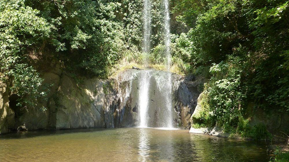 Last 3 places | Cerveteri: Via degli Inferi and waterfalls