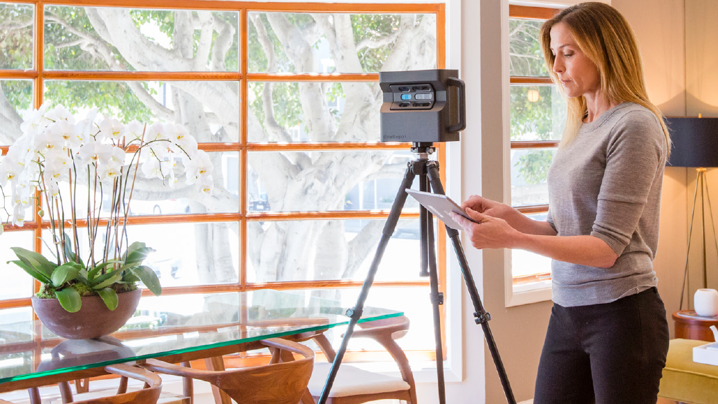 Hands-on With Matterport 3D Virtual Tour Cameras | Meetup
