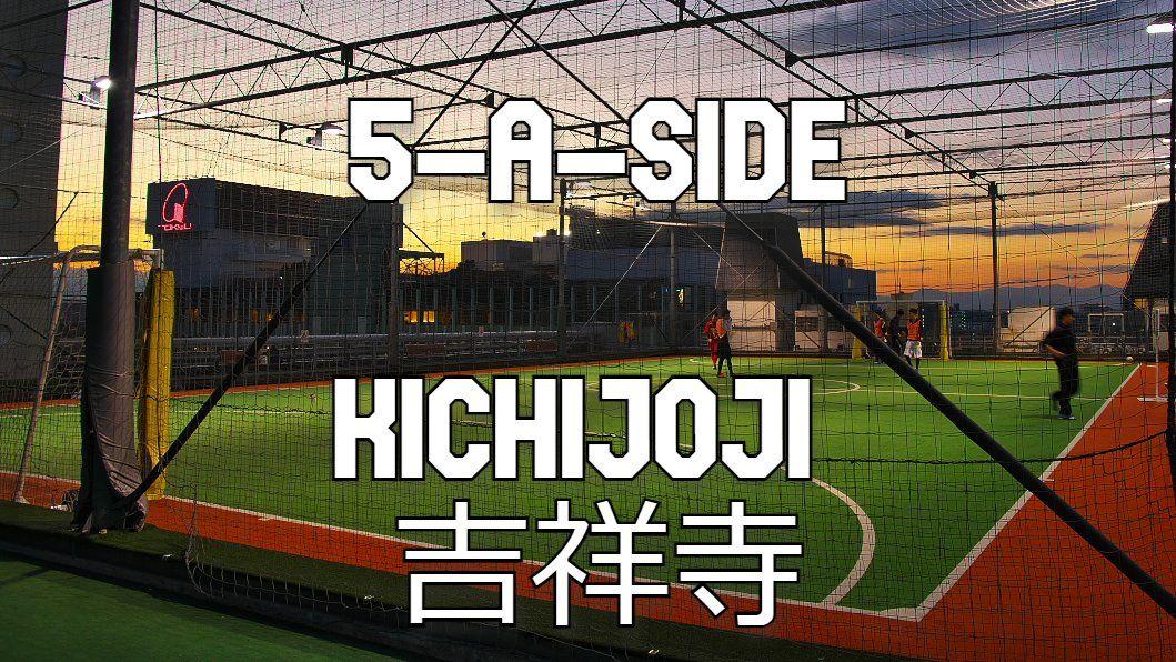 Friday Night Futsal (Mixed Level) @ Futsal Park Kichijoji