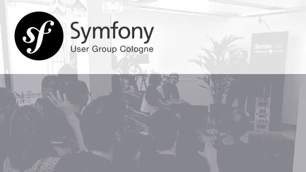 Symfony User Group Cologne