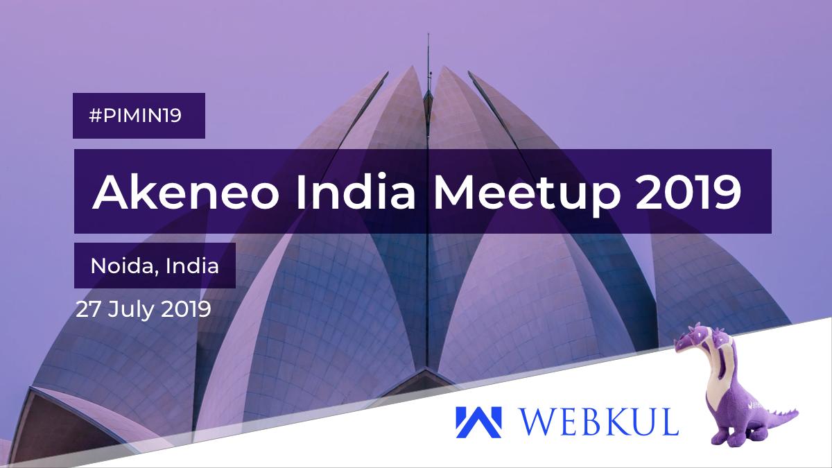Akeneo India Meetup 2019