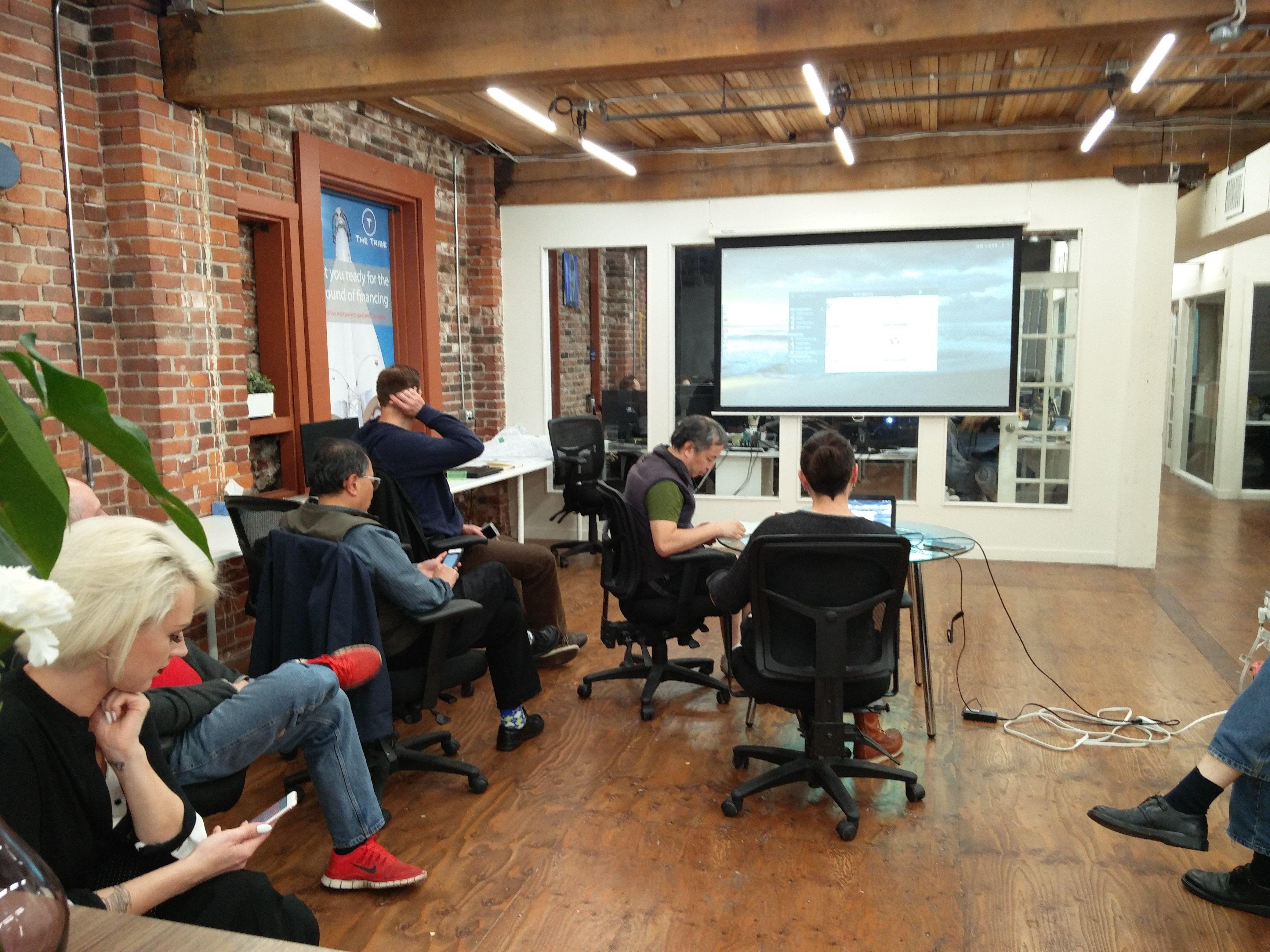 Vancouver Linux Desktop Meetup