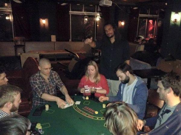 Play Poker In Berlin