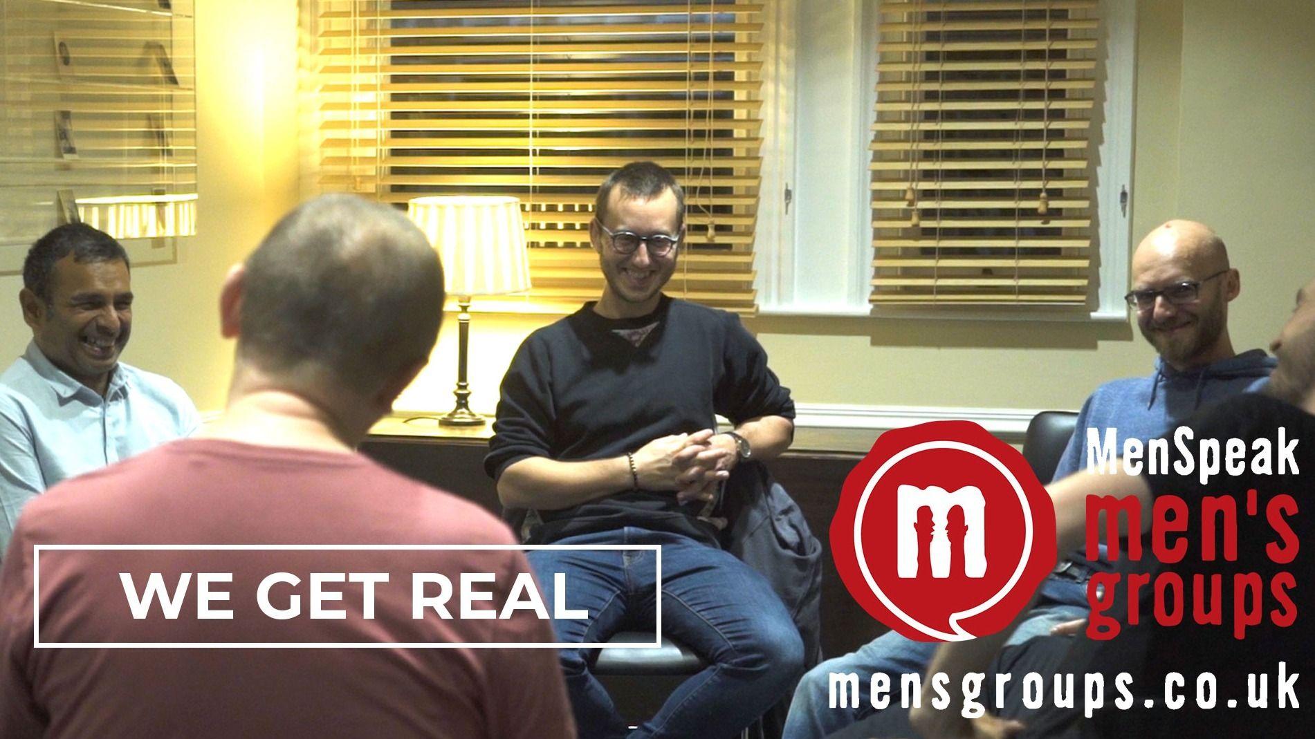 MenSpeak Men's Groups (London / Online)
