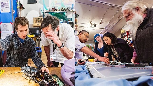 Noisebridge Hackerspace