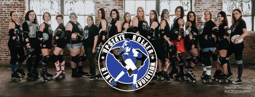 Upstate Roller Derby Team