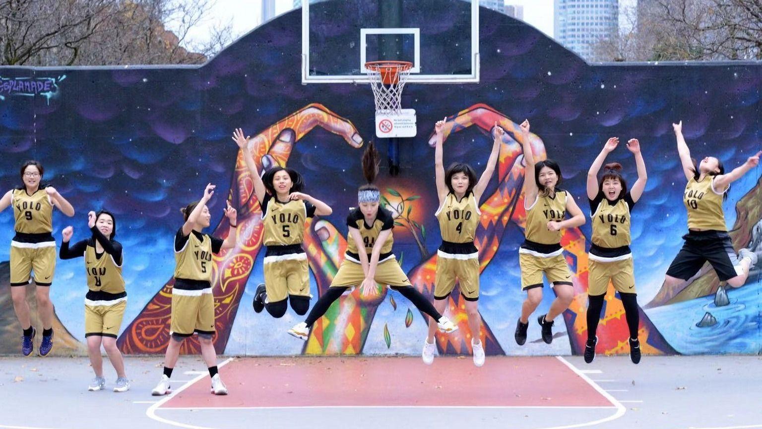 Toronto 2019 Summer Women Basketball League