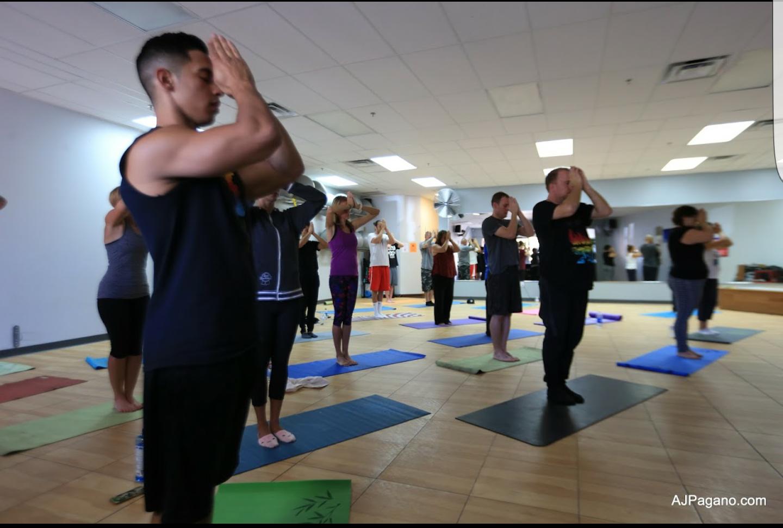 Qi Gong Flow & Focused Breath Work