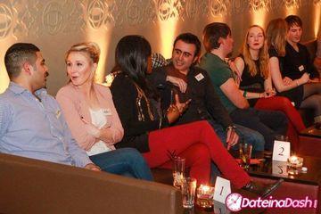 Valentines hastighet dating London