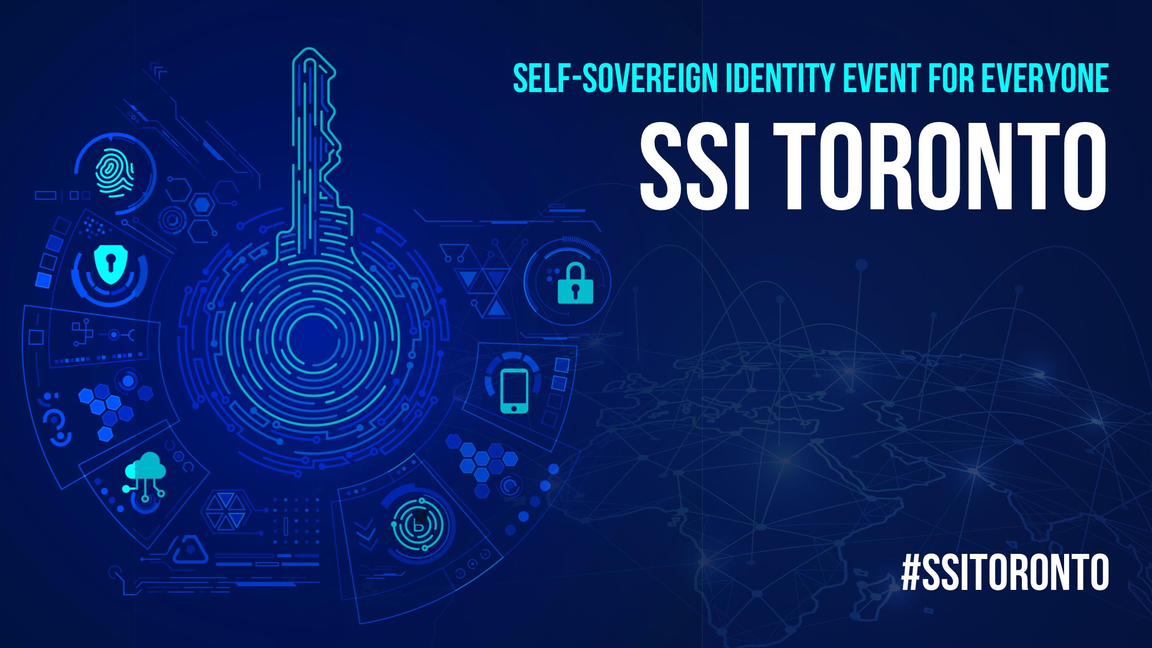 Self-Sovereign Identity Toronto Meetup Group