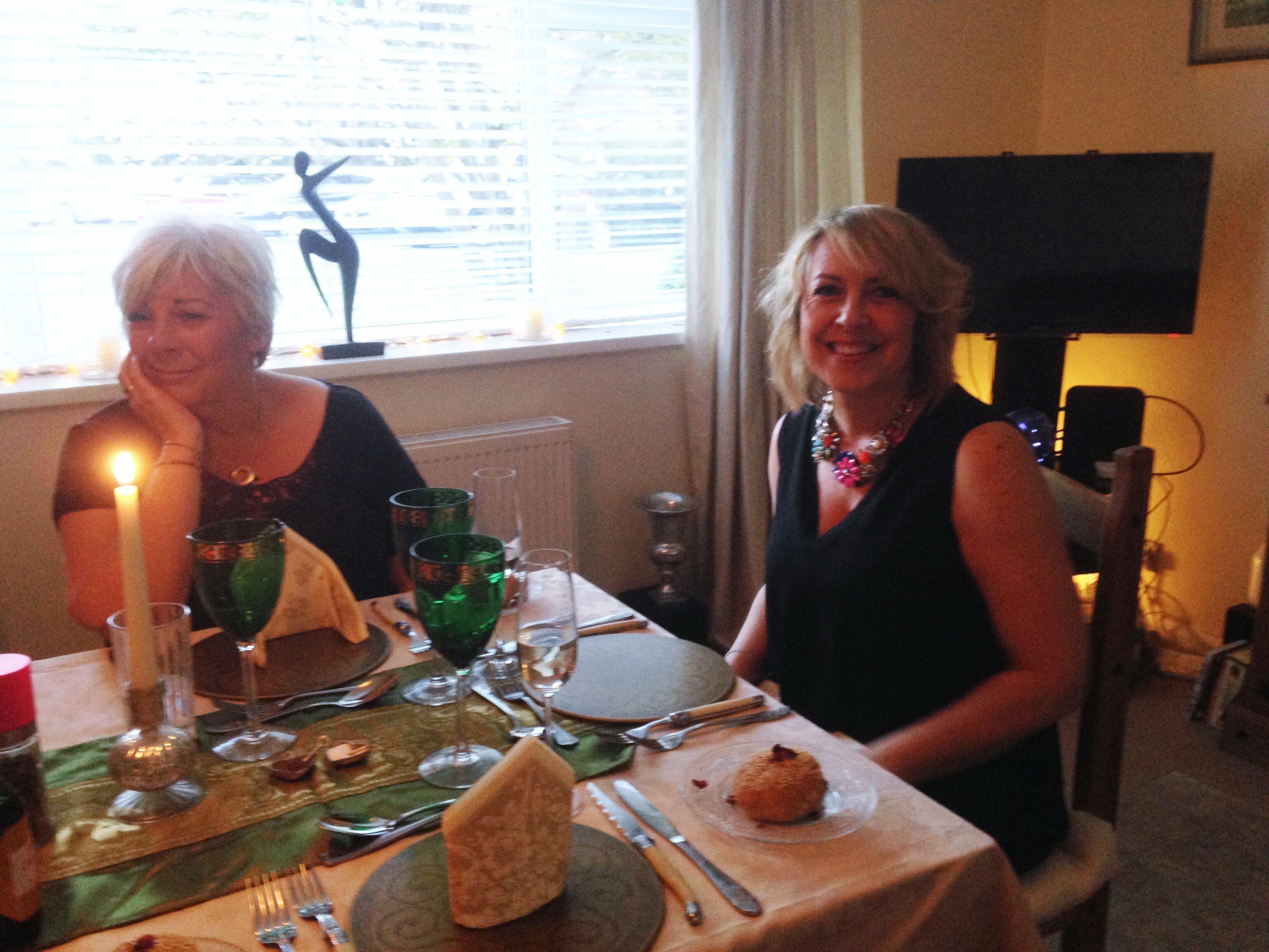 Surrey & Berkshire Supper Club Meetup