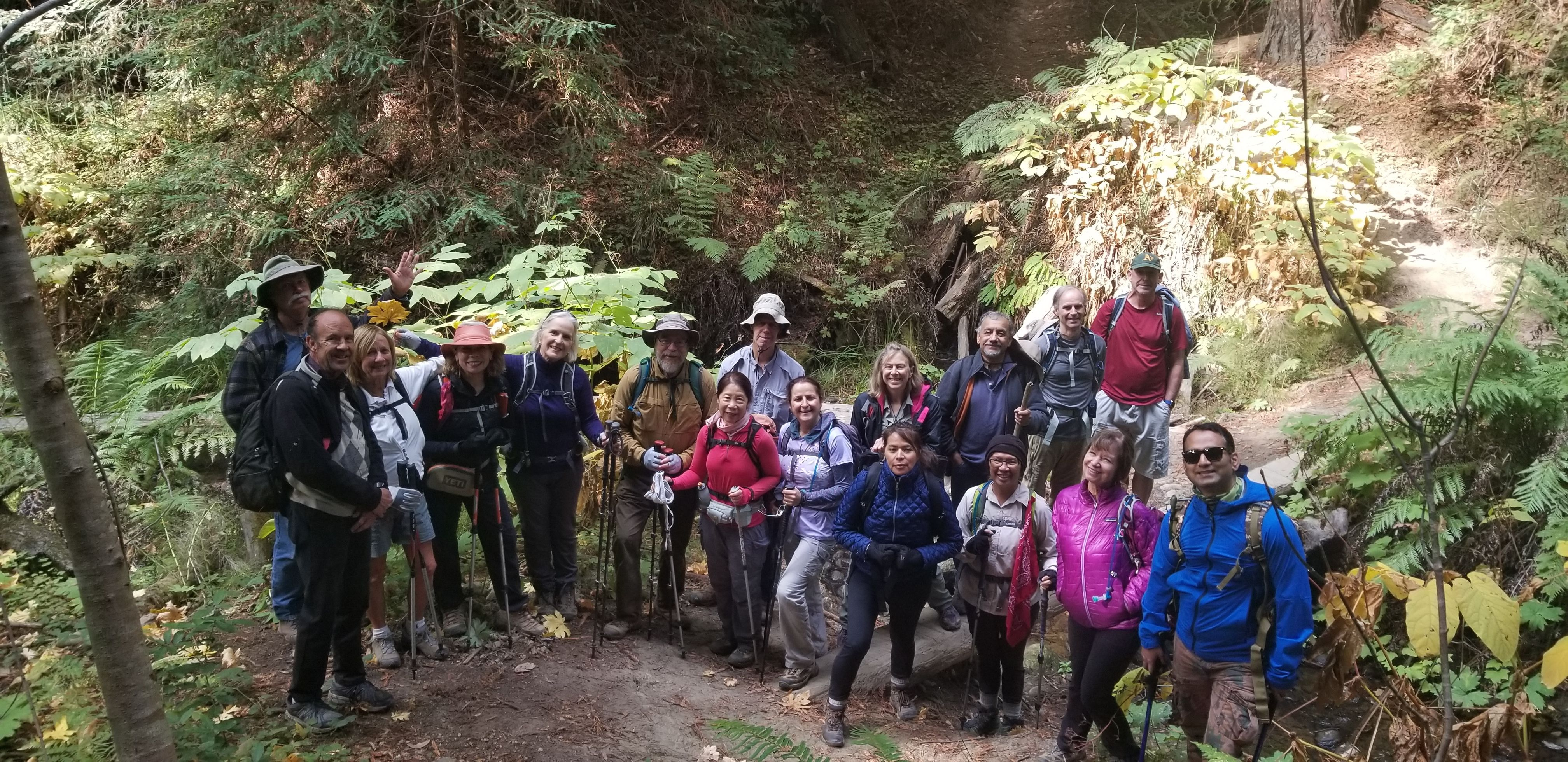 Singleaires Hiking Activity Group