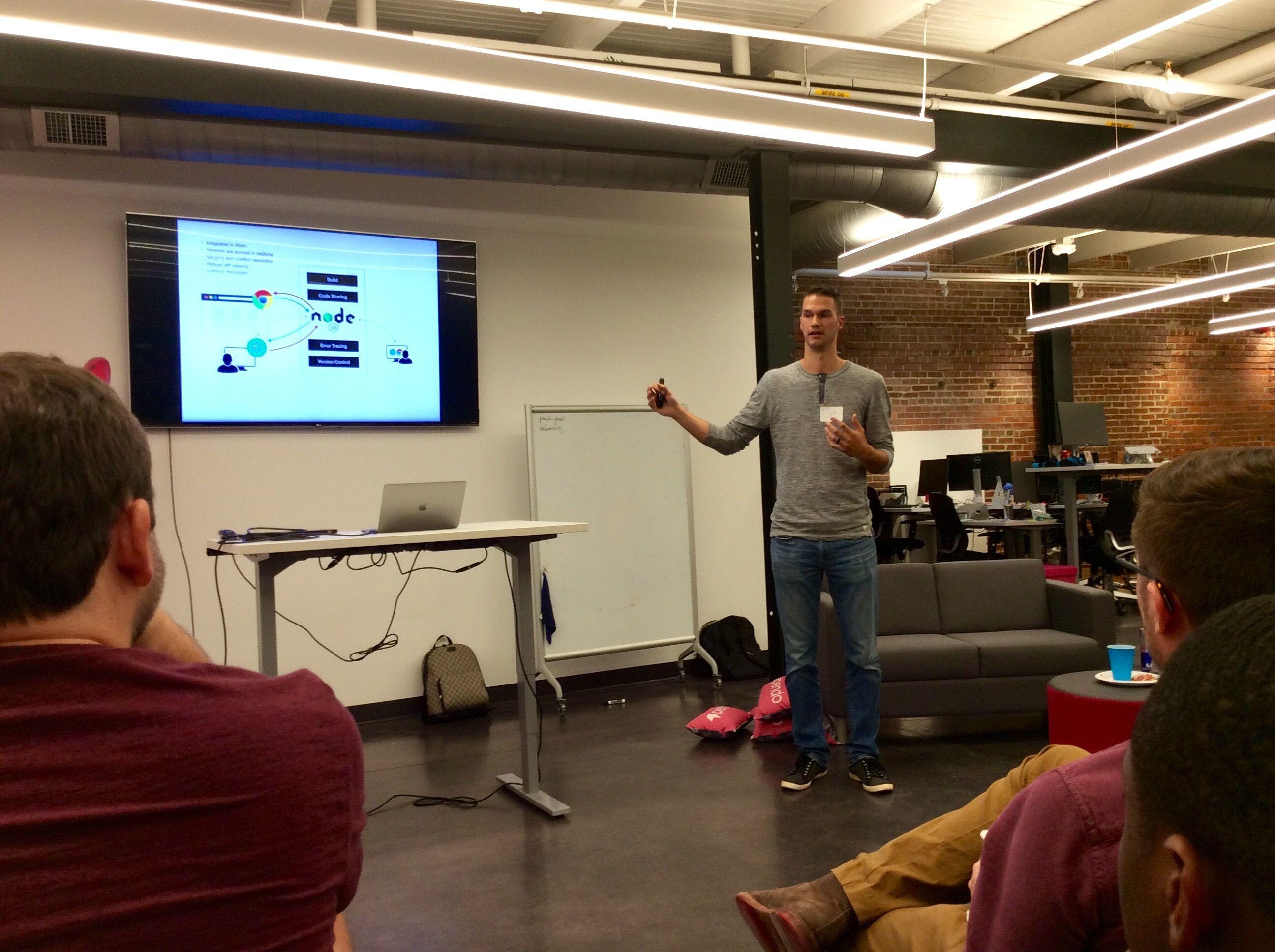 Photos - Triangle JavaScript (Durham, NC) | Meetup