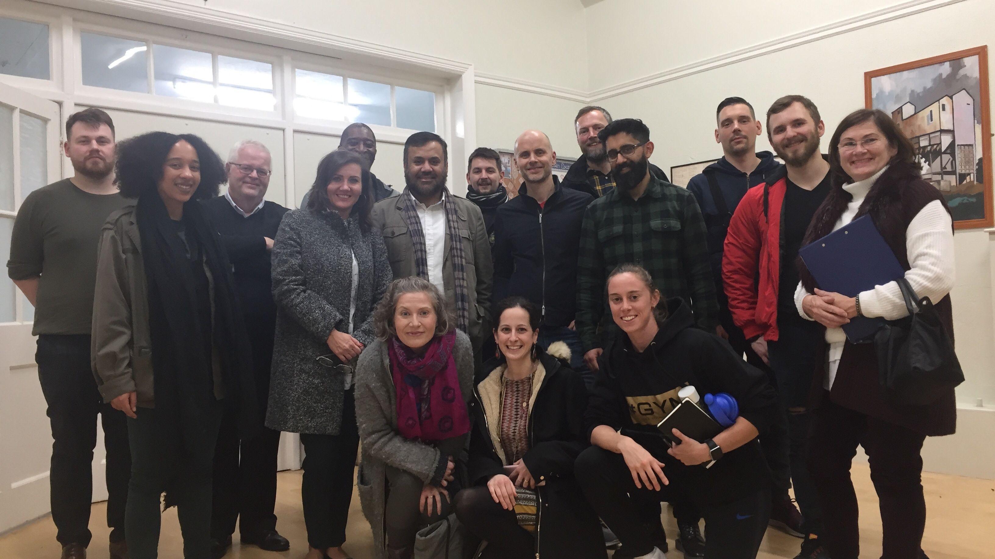 Leicester Leaders Speakers' Club -Toastmasters International