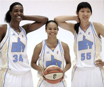 WNBA Opening Night with The Chicago Sky @ Allstate Arena ...