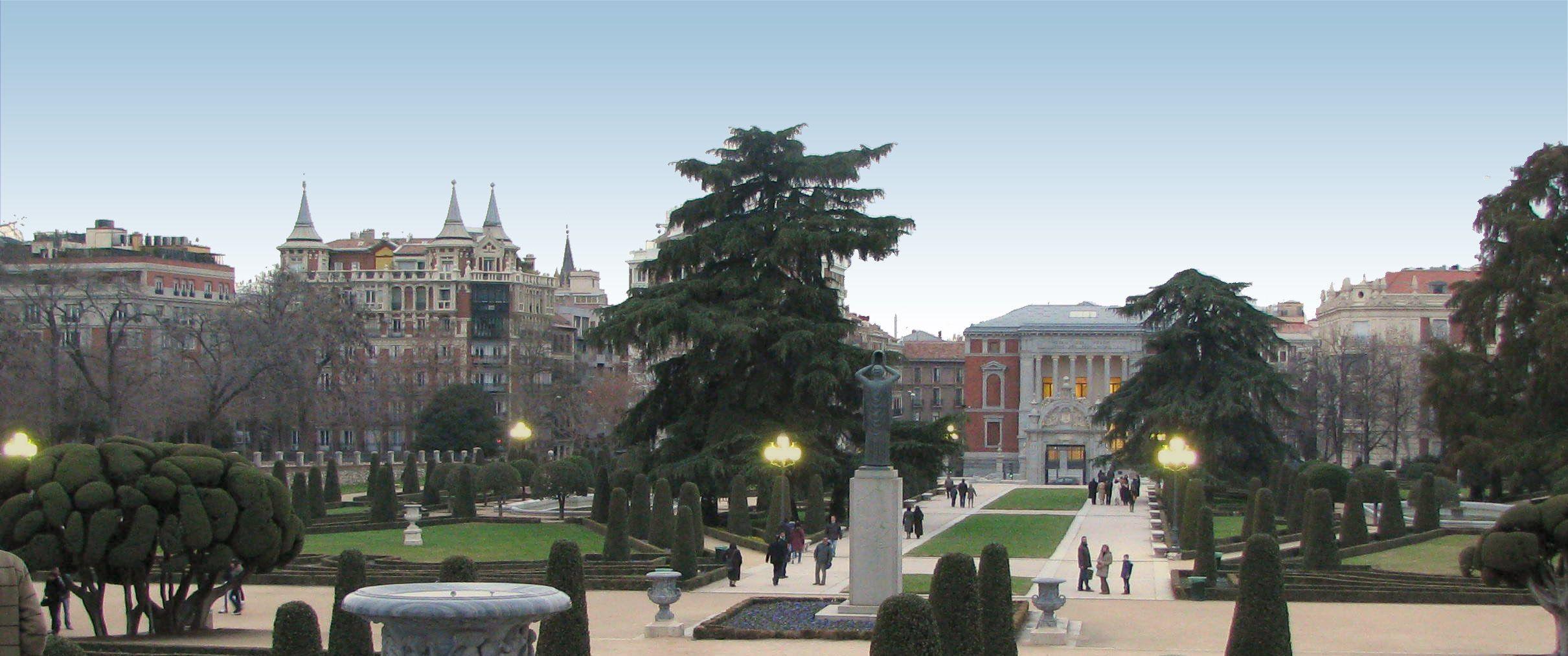 Planes diferentes y cultura en Madrid!