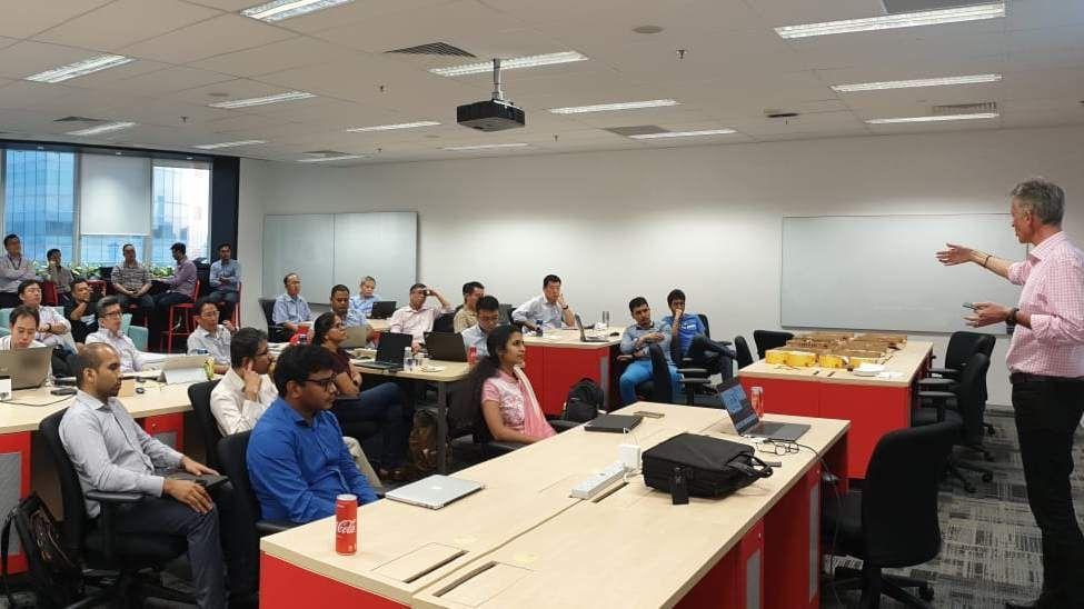 Oracle APAC User Group