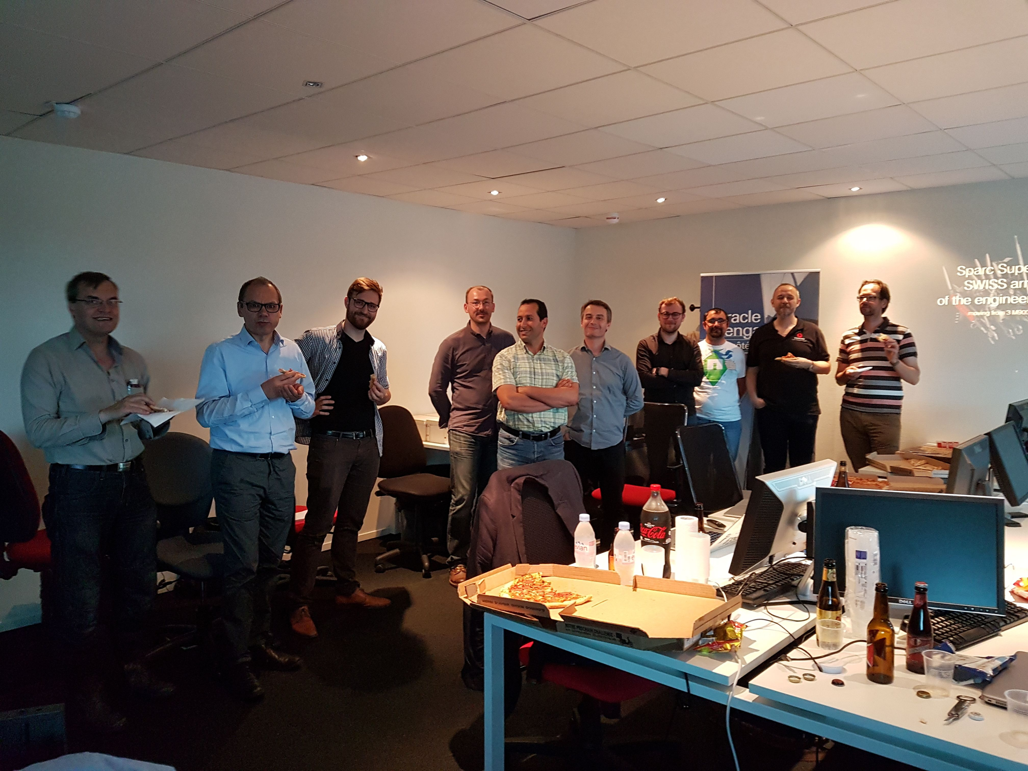 Paris Province Oracle Meetup
