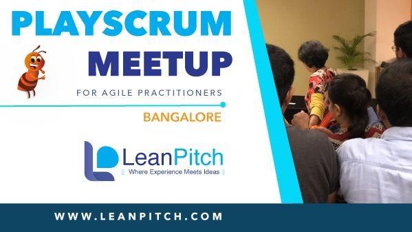 PlayScrum Bengaluru by Leanpitch