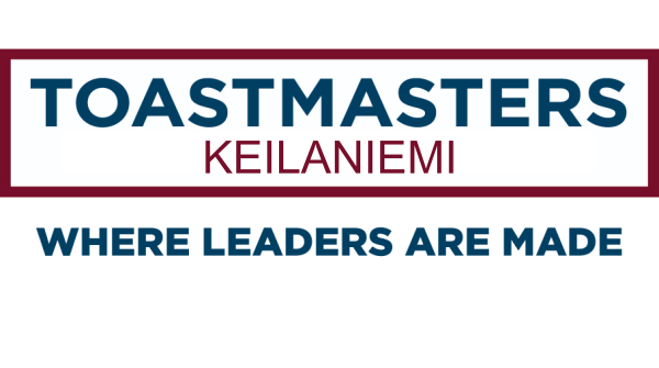 Keilaniemi Toastmasters
