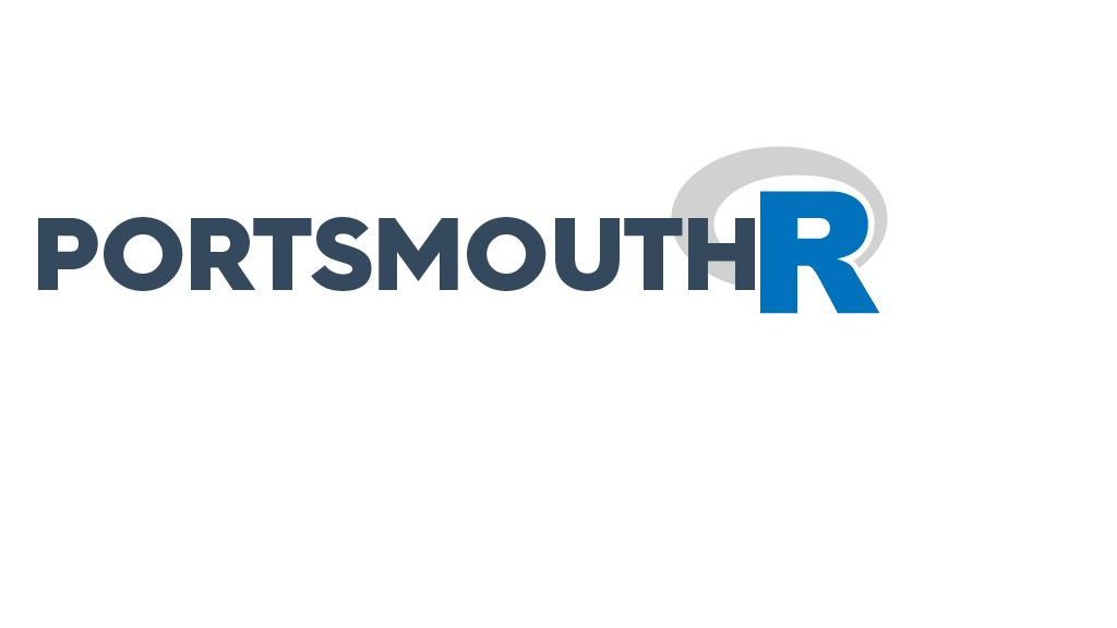 Portsmouth R User Group Meetup