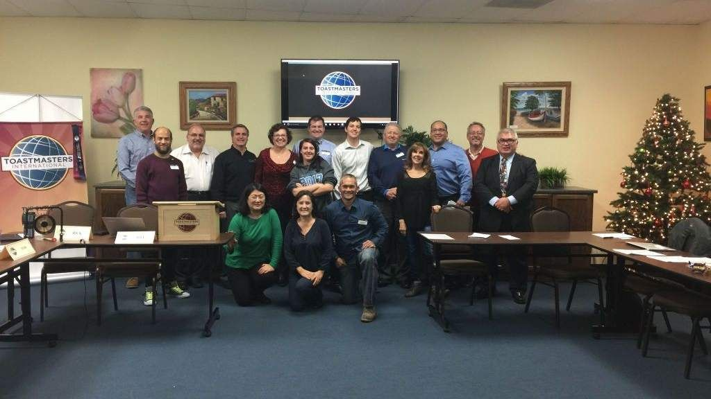 Outliers Toastmasters Club - Public Speaking Group
