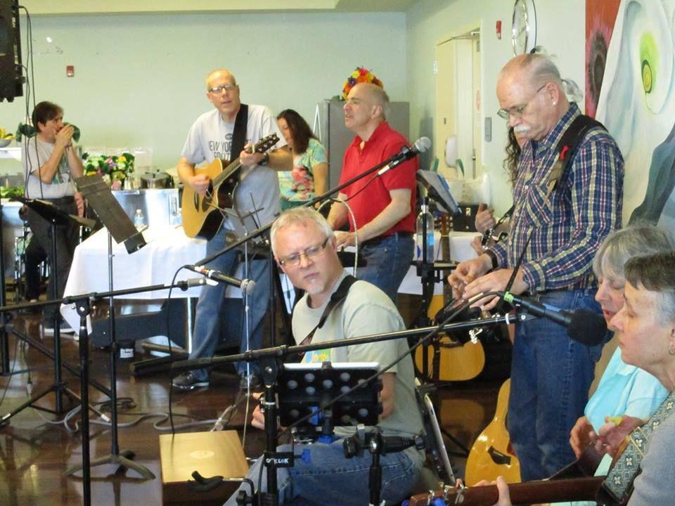 The Einstein Alley Musician's Collaborative