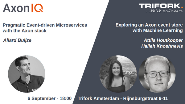 Pragmatic Event-Driven Microservices and Machine Learning with the