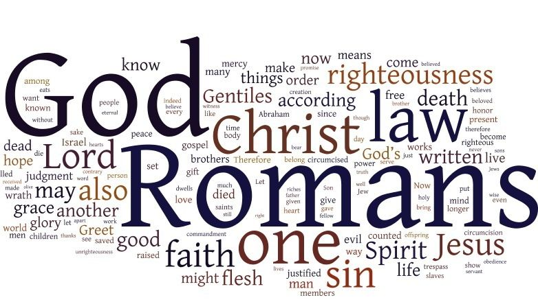 Romans - Verse by Verse (ONLINE and IN-PERSON)