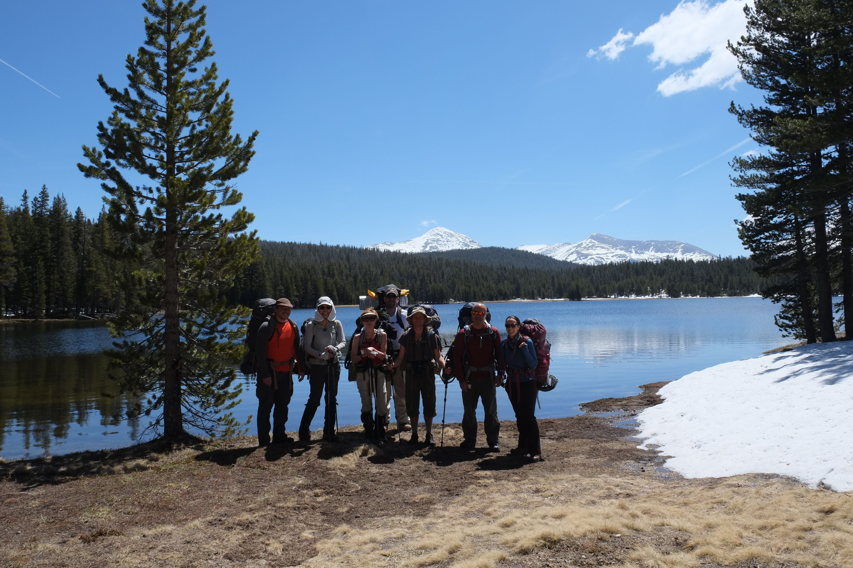 California Camping & Hiking Bay Area Back-Country Buddies
