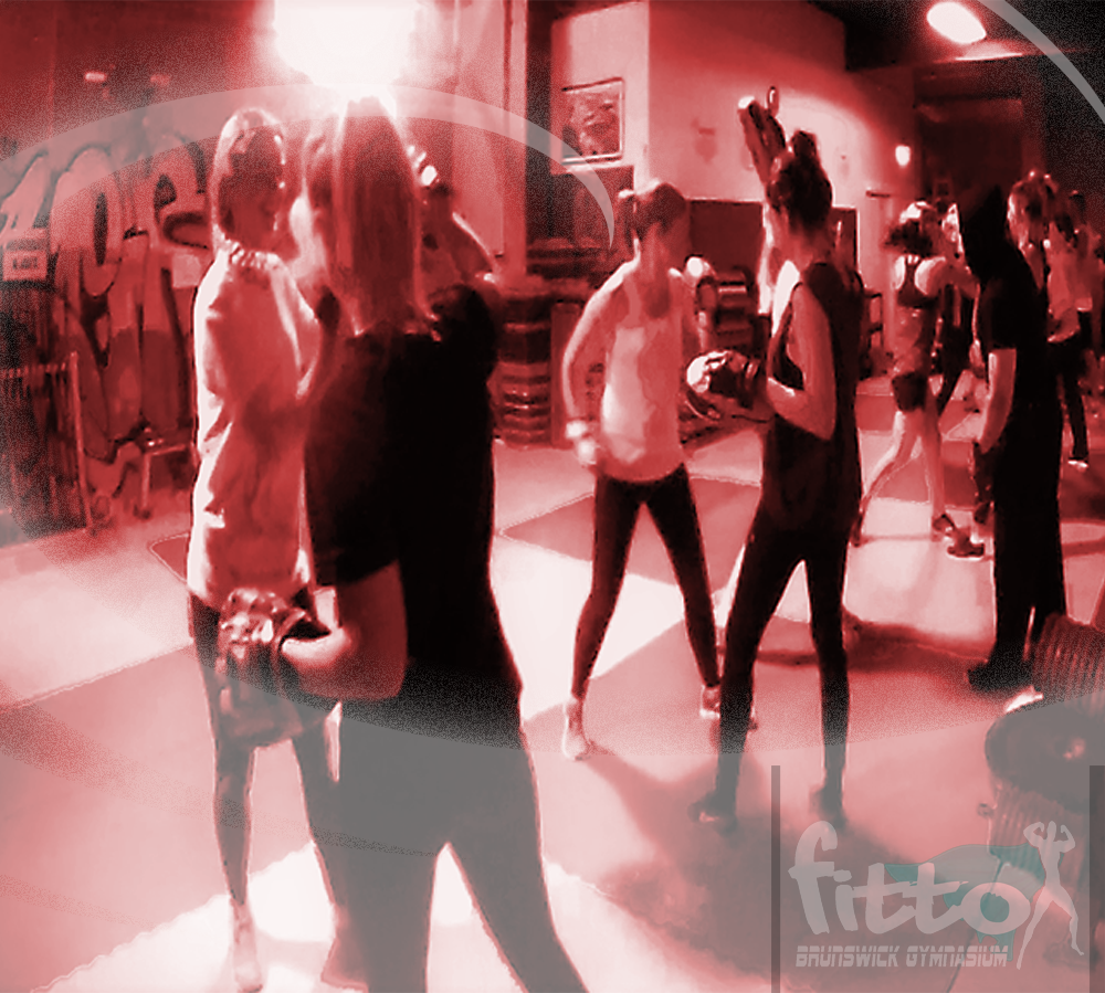 Boxing - Self Defense Group Fitness in Brunswick