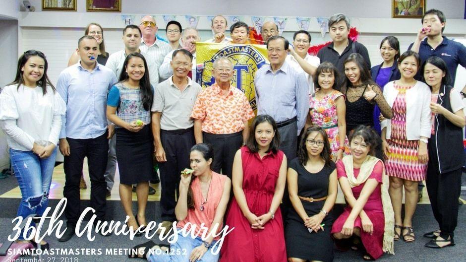 Bangkok Public Speaking Meetup