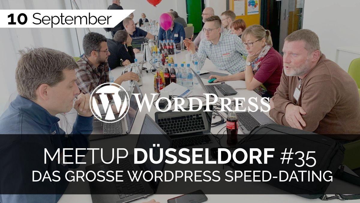 speed dating dusseldorf South Africa web stranice za upoznavanje