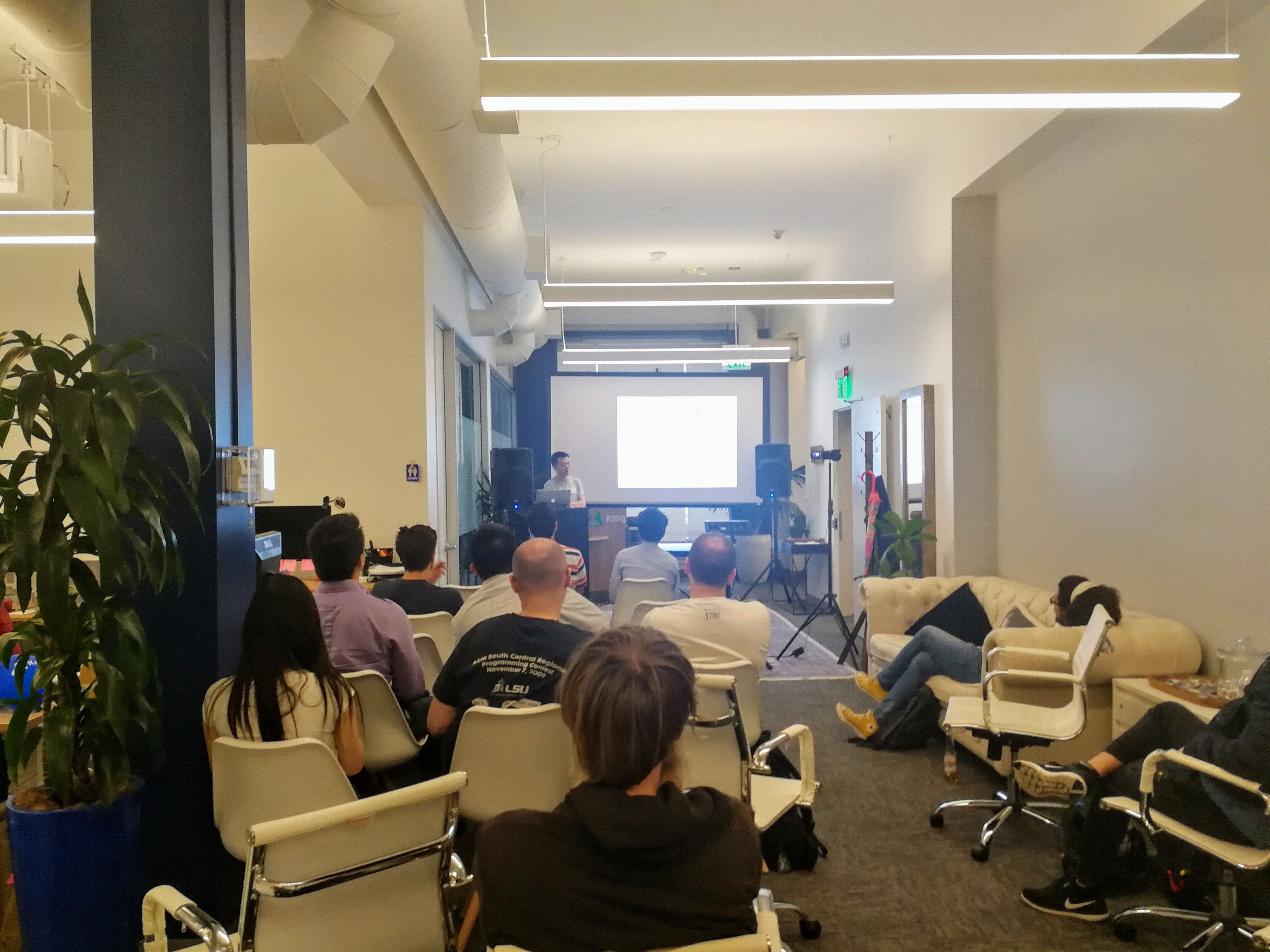 Bay Area OpenResty Meetup