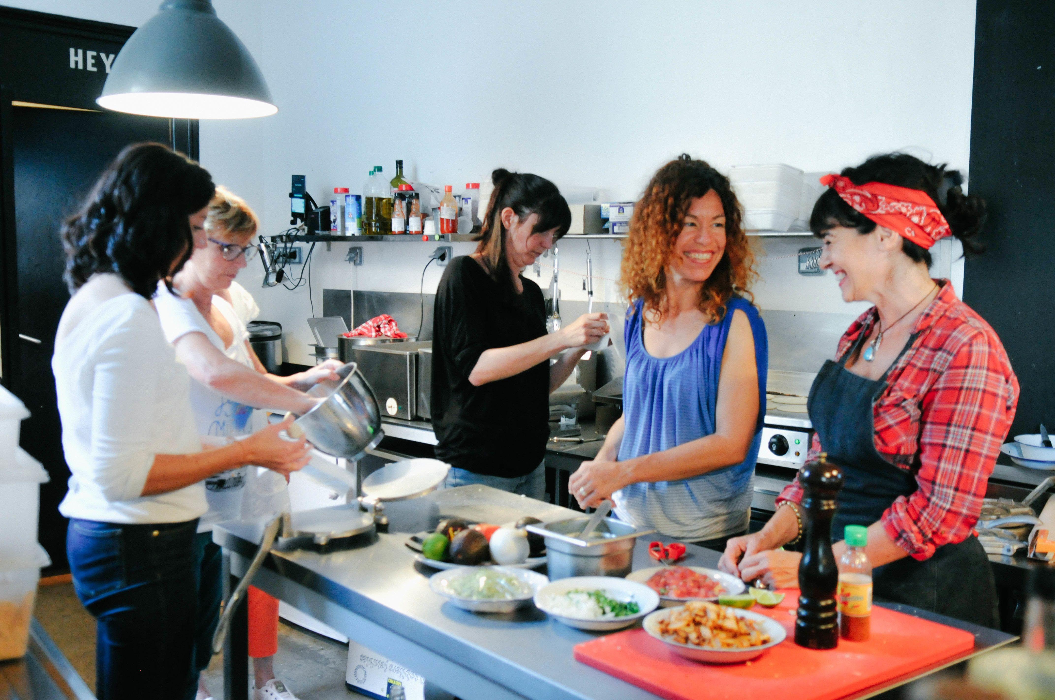 Kweezine - Ateliers de cuisine et de dégustation