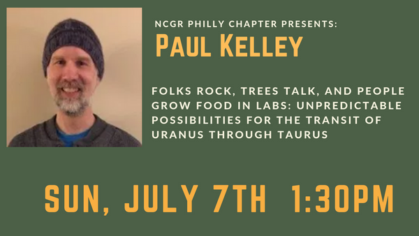 Paul Kelley — Unpredictable Possibilities for the Transit of Uranus