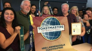Photo for Lawrenceville Toastmasters - Public Speaking/Leadership CLUB # 1376 May 16 2019