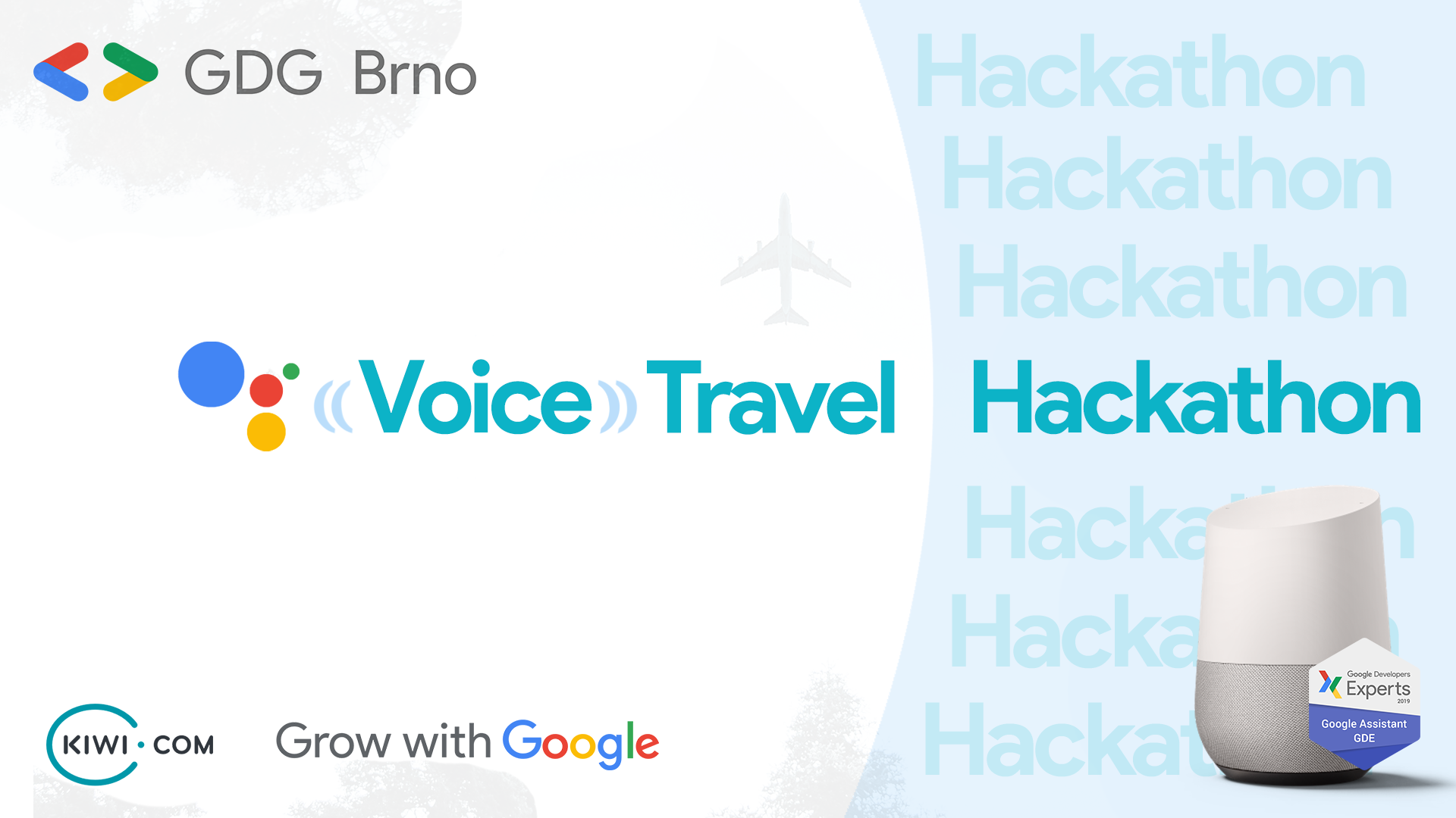 Voice Travel Hackathon (24h)