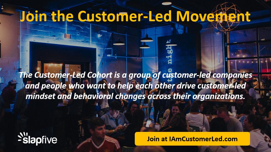 Customer-Led Movement
