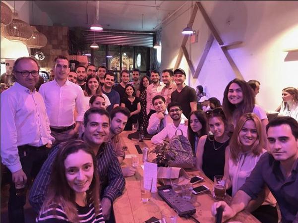 Altıkırk Dublin - Bilkent Alumni Meetups