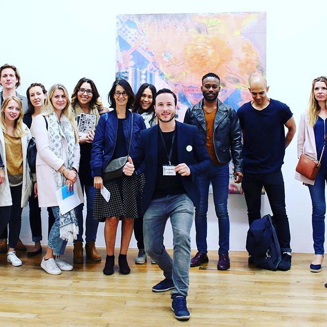 VERNITHON inedit du MArdi 3 ouvertures d'expositions en presence des artistes