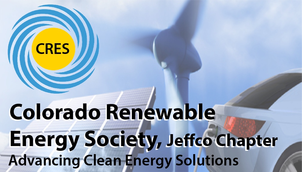 Colorado Renewable Energy Society – Jefferson County