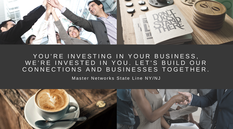 State Line NY/NJ Business Networking Meetup
