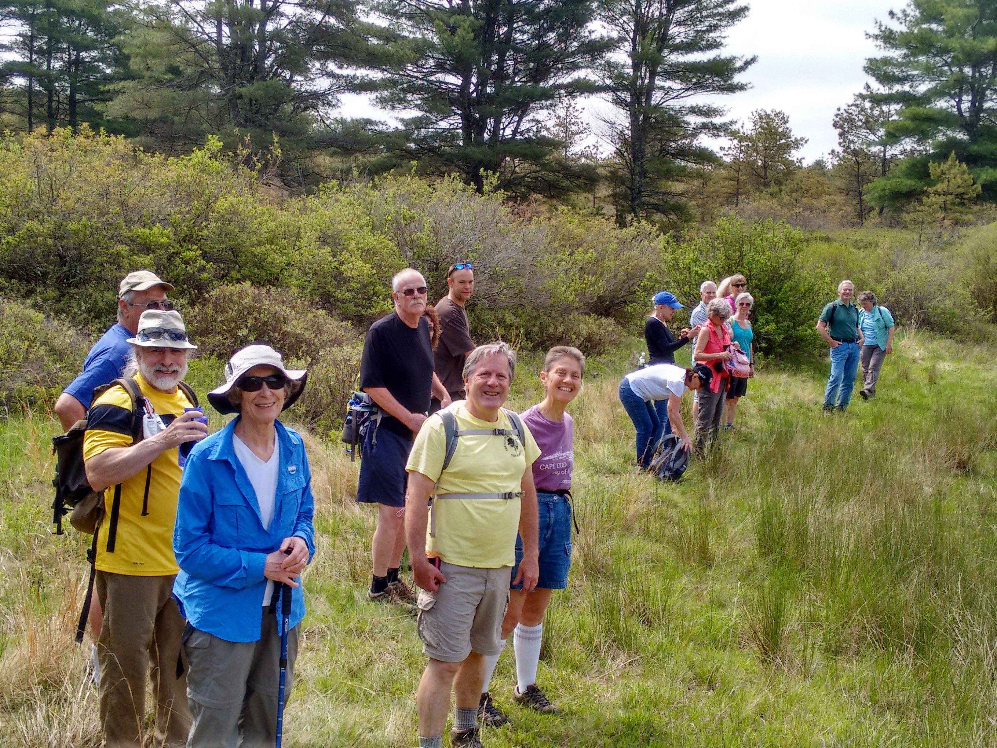 Myles Standish State Forest Meetup Group