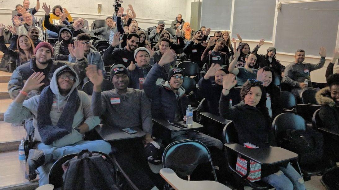 Google Developer Group (GDG) Bronx